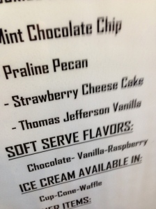 "I wanted to order it ""Hemings style,"" which meant adding a nice caramel sauce that no one would ever mention again."